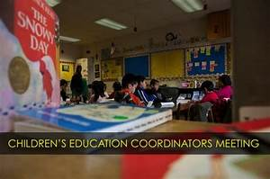 Children's Education Coordinators Meeting – Chinese ...