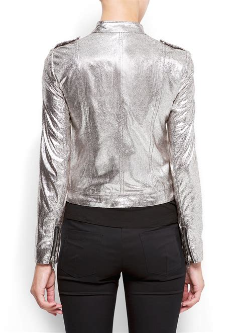 Ella Henderson Dress is River Island and Silver Jacket is Mango   Spotted.TV