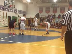 Boys Basketball celebrates senior night – tjTODAY