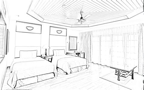 simple architectural sketches inspiration decorating
