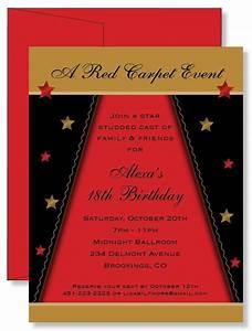 Appreciation Party Invitation Wording Red Carpet Invitations Invitation Samples 2014 Red
