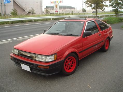 Toyota Corolla Ae86 For Sale by Toyota Corolla Levin Ae86 Gt Apex For Sale Car On Track