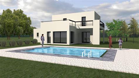 maison 3 chambres a vendre constructeur de maison moderne à lyon mca maisons