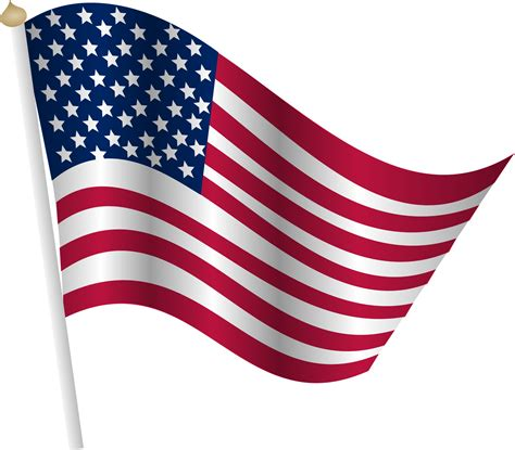 American Clipart Clipart American Flag