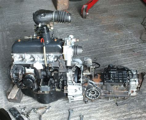 Renault 5 Engine Rebuild