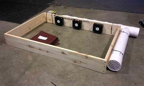 bed fan system reviews diy air conditioned dog bed is affordable and easy to make