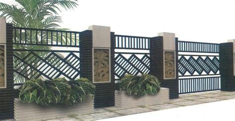 From i.ytimg.com pagar bukan hanya sebagai pembatas dan pelindung rumah, saat ini anda pun bisa menggunakan sebagai aksen yang memberi fungsi estetik tambahan bagi desain hunian anda. Gambar Pagar Rumah Modern Terbaru