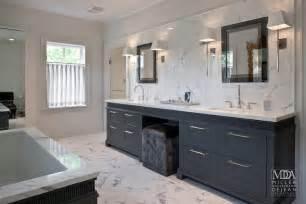 black vanity bathroom ideas charcoal gray vanity contemporary bathroom mdd architects