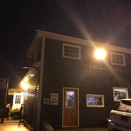 Freight Shed - the freight shed baddeck restaurant reviews phone