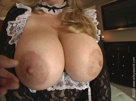 Wifey Masturbates With A Dildo While Dressed As A french Maid pichunter