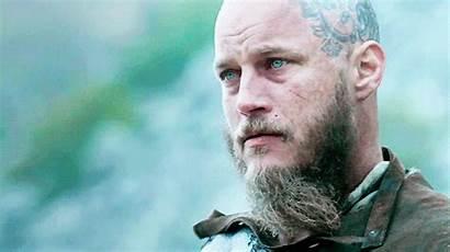 Ragnar Lothbrok Vikings Eyes Season Saison Contrevent