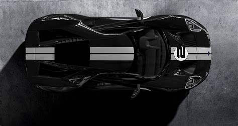 2017 Ford Gt 66 Heritage Edition Revealed Photos 1 Of 11