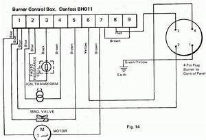 Beckett Oil Burner Wiring Diagram