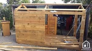 Bricolage Bois Facile : bricolage cabane en palette ~ Melissatoandfro.com Idées de Décoration