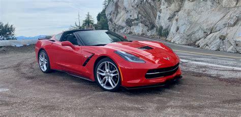 chevy corvette stingray  review  performance