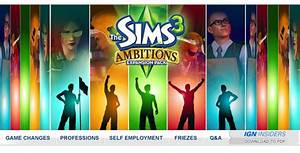 The Sims 3 Ambitions Pc Walkthrough And Guide Page