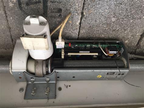 remplacement moteur wayne dalton par un somfy avec r 233 ponse s