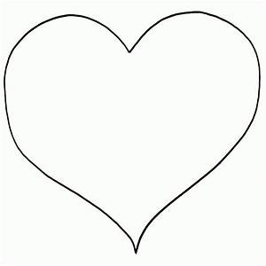 Coloring Pages Of A Heart