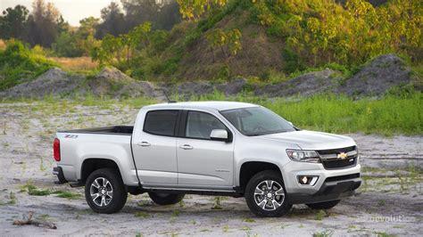 2015 Chevrolet Colorado Review Autoevolution