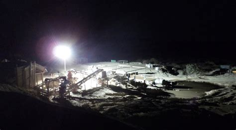 just coal relies on towerlights to run its 24 hour