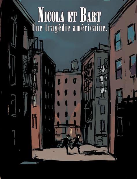 « American Tragedy  L'histoire De Sacco & Vanzetti » Par