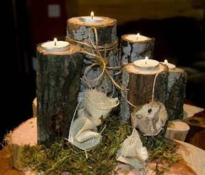 Weihnachtsdeko Aus Holz Basteln : tischdeko mit holz gem tliche atmosph re zum feiern ~ Whattoseeinmadrid.com Haus und Dekorationen