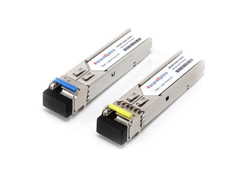 Bidi Sfp by Lc Sc Bidi Sfp Optical Transceiver Fiber Channel 70km 1
