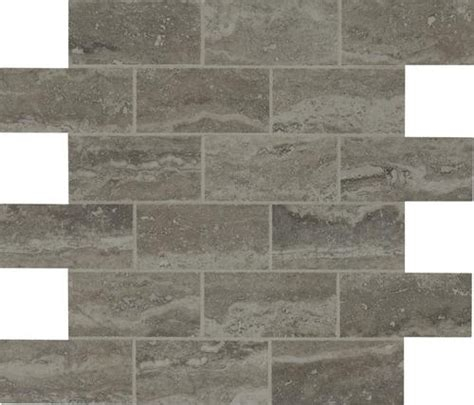 How about a real penny tile installation with real pennies! MS International Pietra Venata Gray 12 x 12 Porcelain Mosaic Floor and Wall Tile in 2020 ...