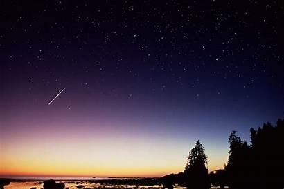 Meteor Shower Strike Sky Perseid Meteorite Definition