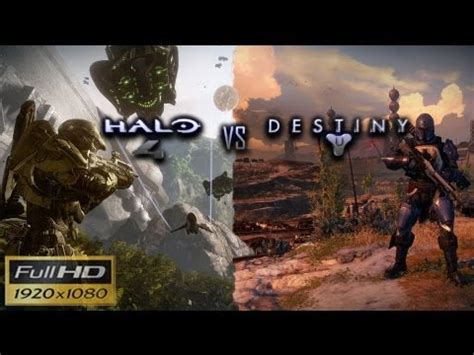 Kaos One One Graphic 5 halo 4 vs destiny graphics comparison 1080p hd bup