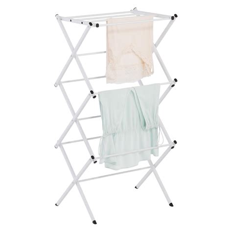 drying rack for clothes compact accordion clothes drying rack the container
