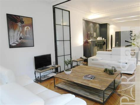 Apartment Rooms : Bedroom Loft Luxury Apartment Renting Grands Boulevards