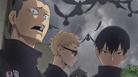 intimidation haikyuu anime haikyuu anime