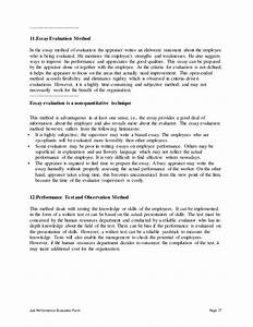 performance appraisal essay slideshare learning resources creative writing flip chart advantages of doing a research paper