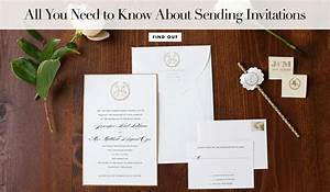 How to stuff and send your wedding invitations inside for Wedding invitation stuffing etiquette