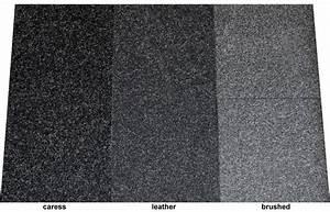 Granit Geflammt Gebürstet Unterschied : nero impala india aus dem granit sortiment von wieland naturstein ~ Orissabook.com Haus und Dekorationen