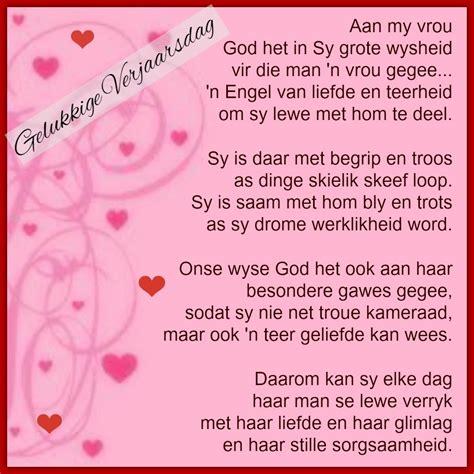 sussie verjaarsdag wense lovely words t afrikaans