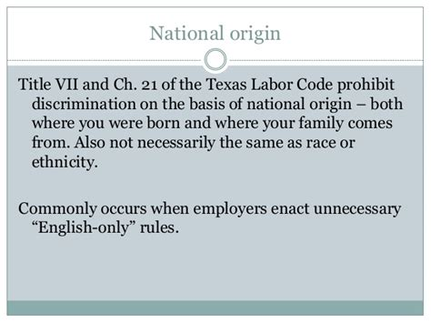 Employment Discrimination Under Texas And Federal Law. Welding Schools In San Antonio. Cheap Long Distance Moving Company. Assisted Living Media Pa Arc Physical Therapy. Next Generation Sequencing Ngs. Online Travel Agency Reviews Loose Gas Cap. Best Annuity Interest Rates Fire Alarms Home. Empire State College Online Courses. B2b Telemarketing Companies Imac Help Desk