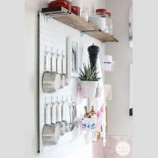 Best 25+ Kitchen Pegboard Ideas On Pinterest  Pegboard
