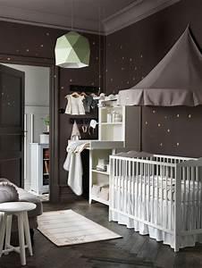 Chambre De Bébé Ikea : faire une chambre de b b dans un petit espace c t maison ~ Premium-room.com Idées de Décoration