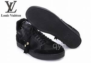 Sneakers Louis Vuitton Homme : louis vuitton homme basket ~ Nature-et-papiers.com Idées de Décoration