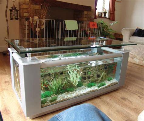 Table Tanks   Bespoke Designer Aquariums & Custom Fish Tank Accessories, Aquarium Installation