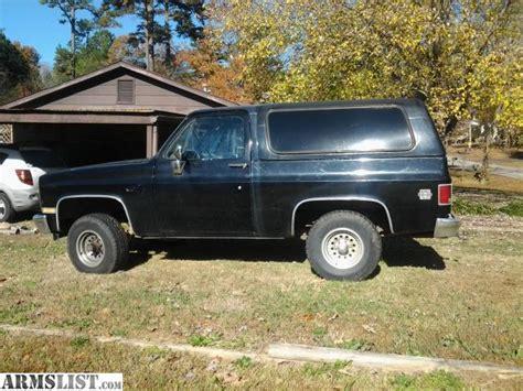 1988 Chevy K5 Blazer 4x4