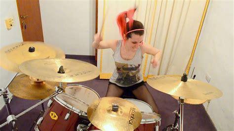 thy art  murder reign  darkness drum cover  nea
