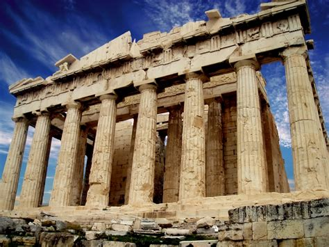 Landmarks Of Greece Touristmaker