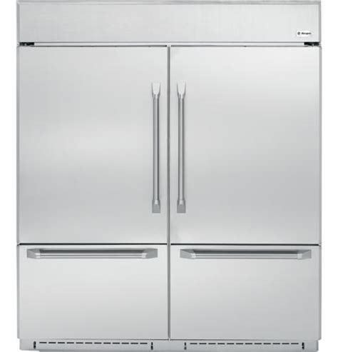 ge monogram  professional built  bottom freezer refrigerator zicpsss ge appliances