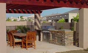 Outdoor Kitchen - Peoria  Az - Photo Gallery