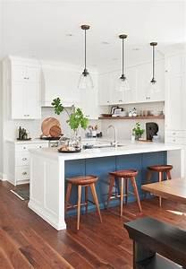 40, Best, Modern, Farmhouse, Kitchen, Decor, Ideas, And, Design, Trend, In, 2019, 6