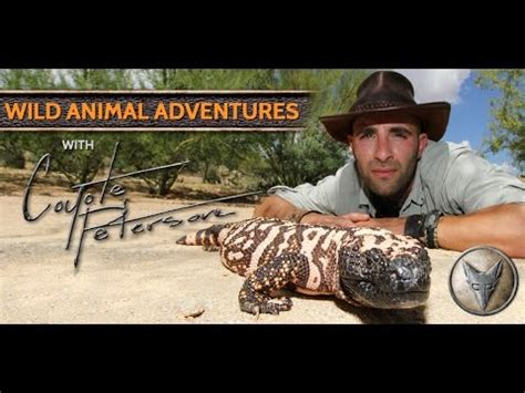 Wild Animal Adventures with Coyote Peterson - App for Kids ...