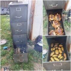 1000 ideas about filing cabinet smoker on diy smoker smokers and barrel smoker